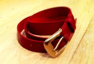 1-inch belt